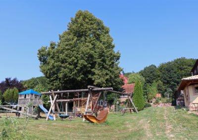Spielplatz-Liege