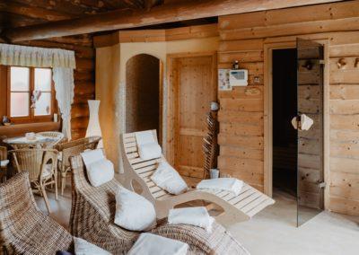Sauna, Wellness auf dem Stabhalterhof  in Freiamt im Schwarzwald
