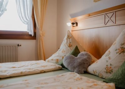 Schlafzimmer Fewo Schauinsland